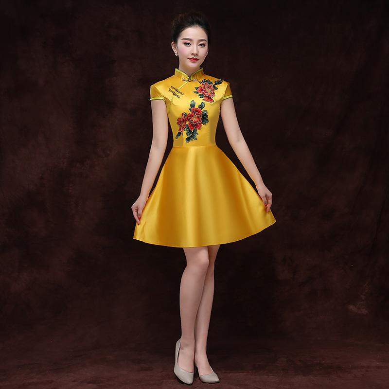 中国新娘礼服(十五) - 花雕美图苑 - 花雕美图苑