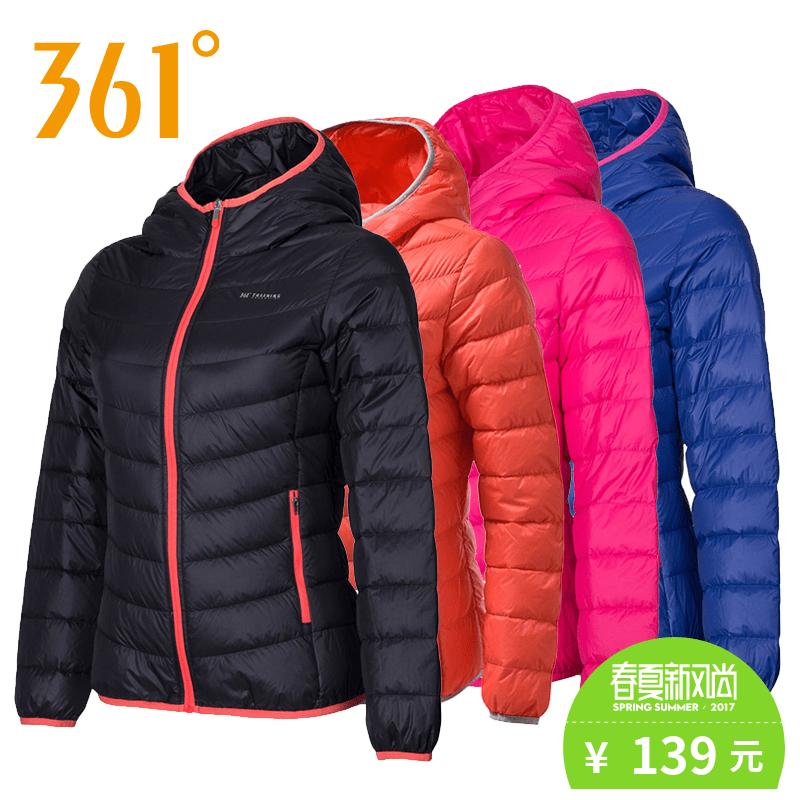 361 độ của phụ nữ xuống áo khoác 2016 mùa đông mới thời trang thoải mái thể thao ấm áo khoác 561644223
