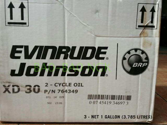 30 43] Evinrude XD30 Direct Injection Oil BRP/Johnson
