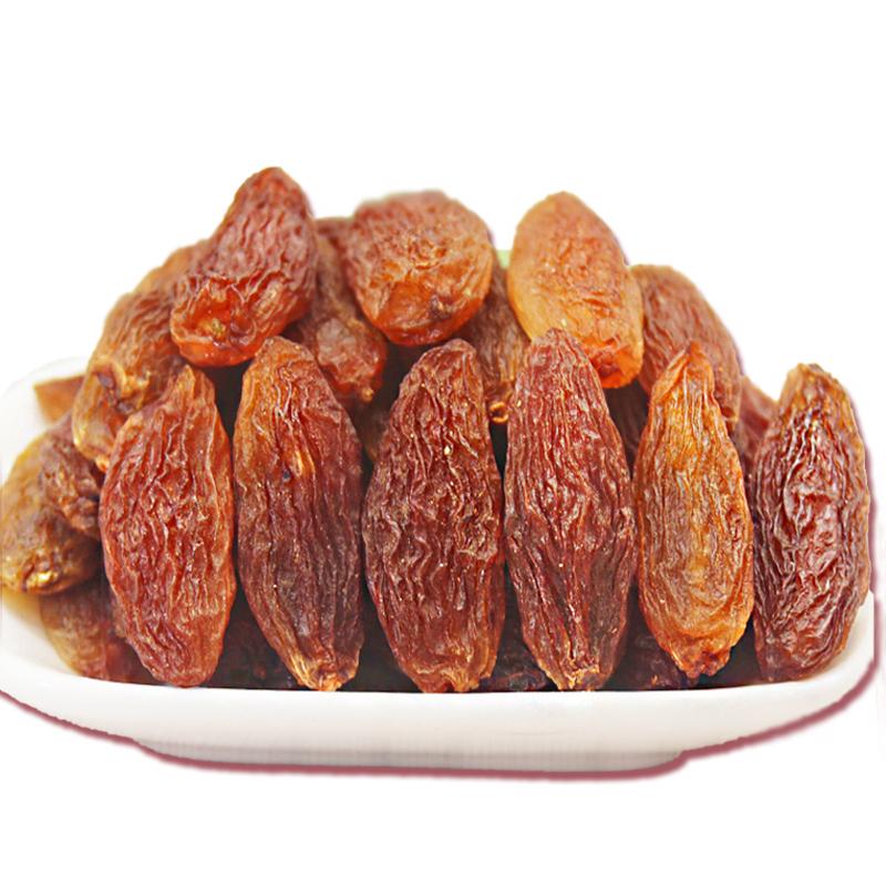 新疆吐鲁番特级红香妃超大葡萄干500g-优惠5元包邮