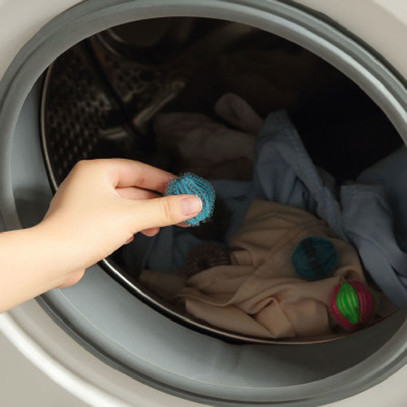 尼龙魔力洗衣球去污防缠绕洗衣机滤粘除毛球吸毛球滚筒洗衣机神器