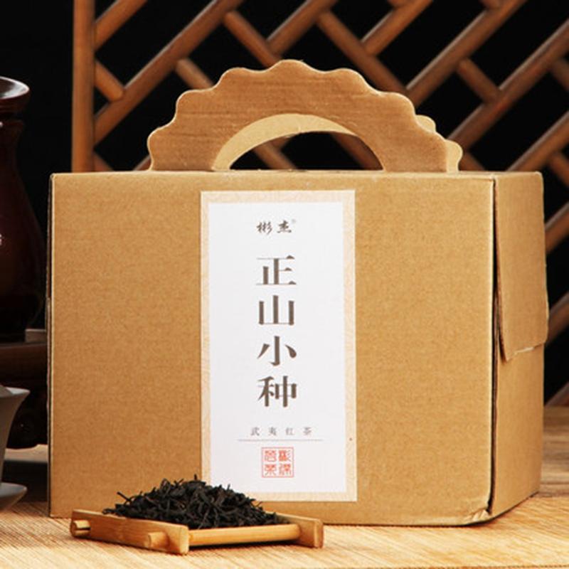 限时抢购武夷山桐木关正山小种红茶600g