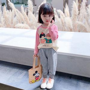 女童连衣裙夏装新款儿童装小女孩夏季公主裙大童洋气时尚超仙裙子
