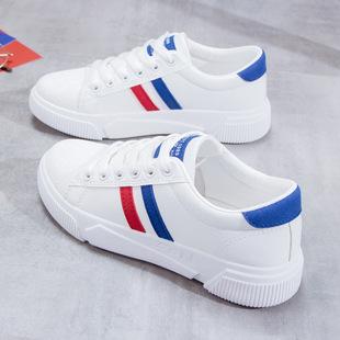2020春季新款小白鞋女韓版百搭學生單鞋
