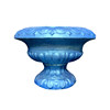 Round flower pot mold cement product extra large bonsai template thickened bottom grouting abrasive plastic model