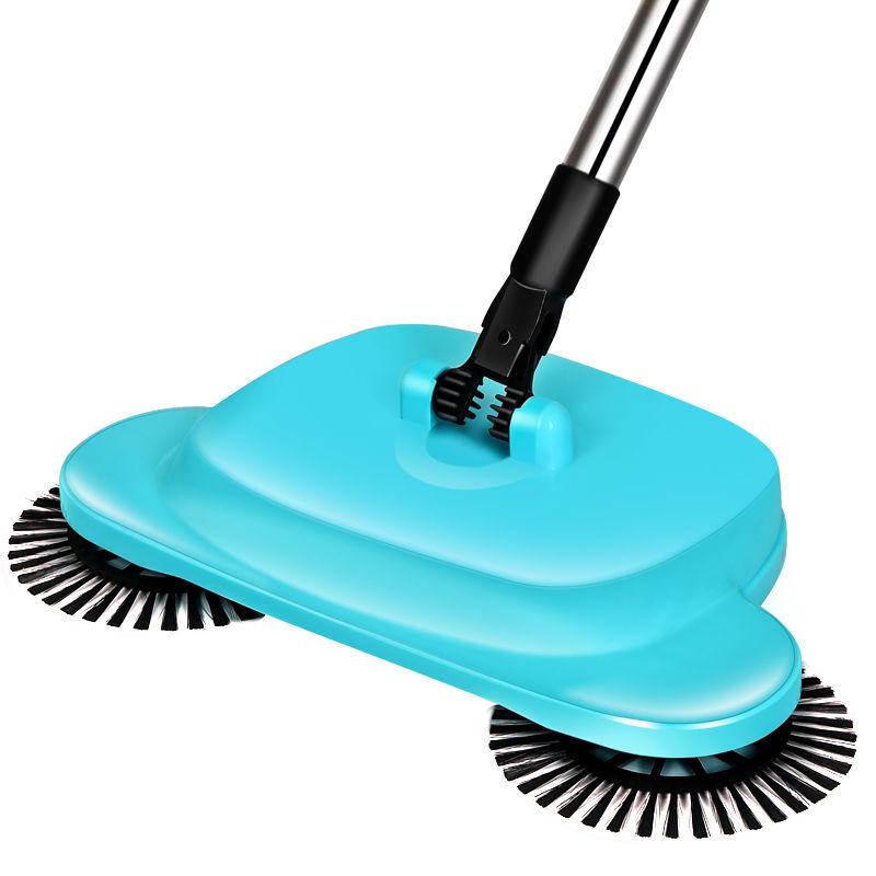 扫地机手推式吸尘器家用软扫把簸箕套装组合魔法扫帚魔术笤帚神器