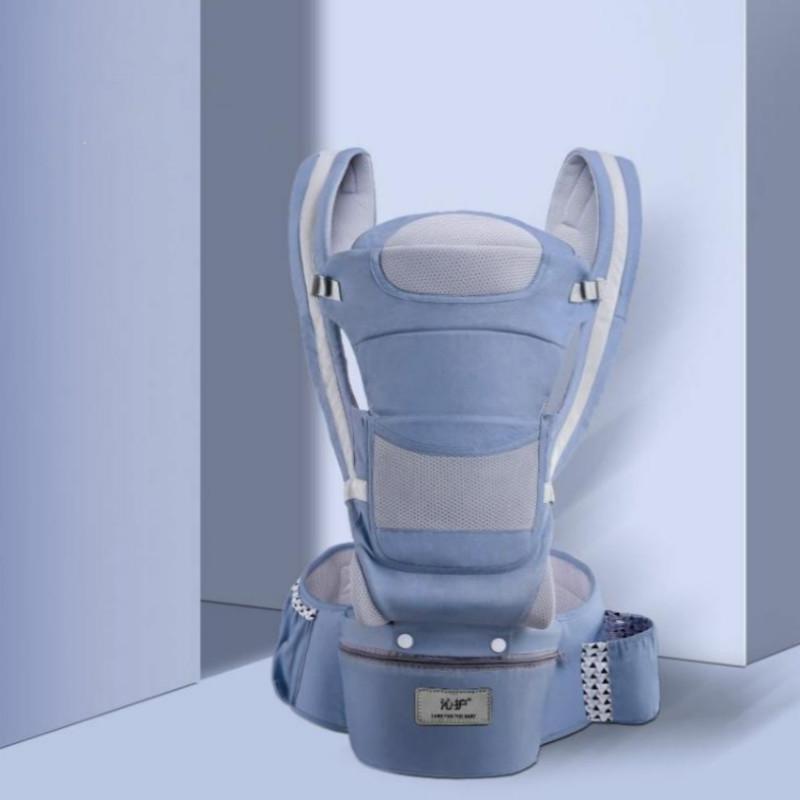 婴儿背带四季通用夏季宝宝腰凳神器多功能婴儿用品前抱式透气抱娃