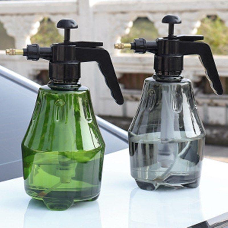 喷壶气压式喷雾瓶园艺家用洒水壶喷雾器小型压力浇水壶洒水浇花壶