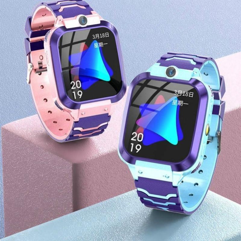智能儿童手表带定位交友男女孩4G手环睿智小天才电话手表学生防水