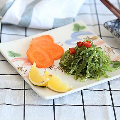 生鲜裙带菜海藻沙拉400g*1袋装
