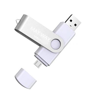 手机电脑两用u盘高速128G/64G/32G安卓OTG华为type-c定制刻字优盘