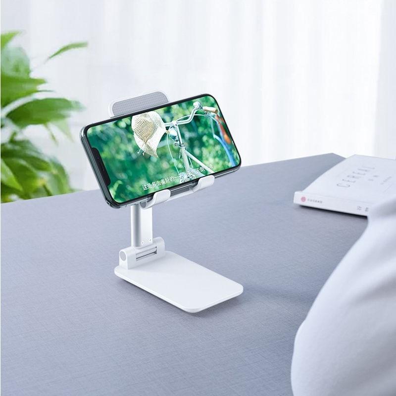 懒人手机支架家用iPad平板电脑床头桌面手机架夹子直播看电视54