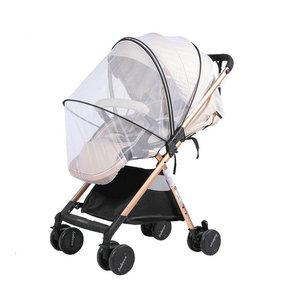 【贝吉宝】全包围婴儿推车防虫遮阳蚊帐