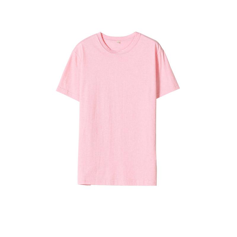Xiang hongyuan nam ngắn tay áo của nam giới t- shirt 2018 mùa hè mới đầu mỏng màu vòng cổ t182020004