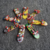 Toy finger skateboard plastic gifts children men and women baby gifts fingertips double cocked creative small gifts