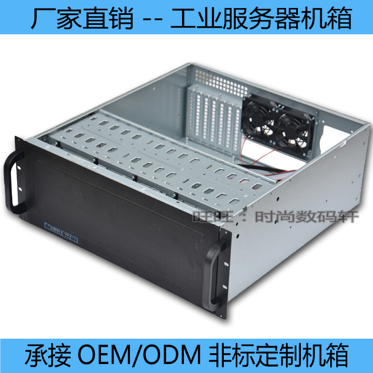 55 32]cheap purchase 15-disk 4U server chassis 4U industrial control
