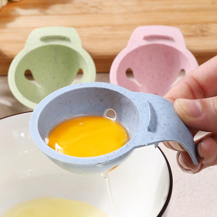 【4个装】蛋清滤蛋器分离器-优惠券5元淘宝包邮
