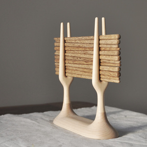 音叉造型筷子架