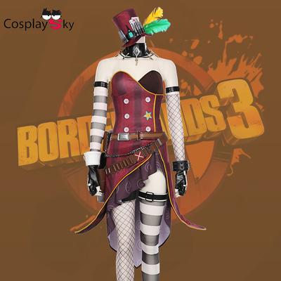 taobao agent Borderlands 3cos Moshi full set of cosplay women's shooting game character modeling costume Halloween