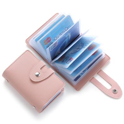 【买1送2】超薄小巧钱包证件卡包