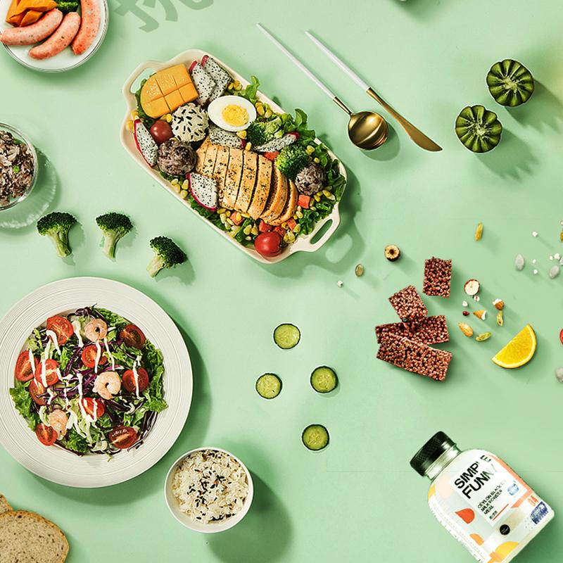 【哥本哈根】21日即食轻体健身套餐