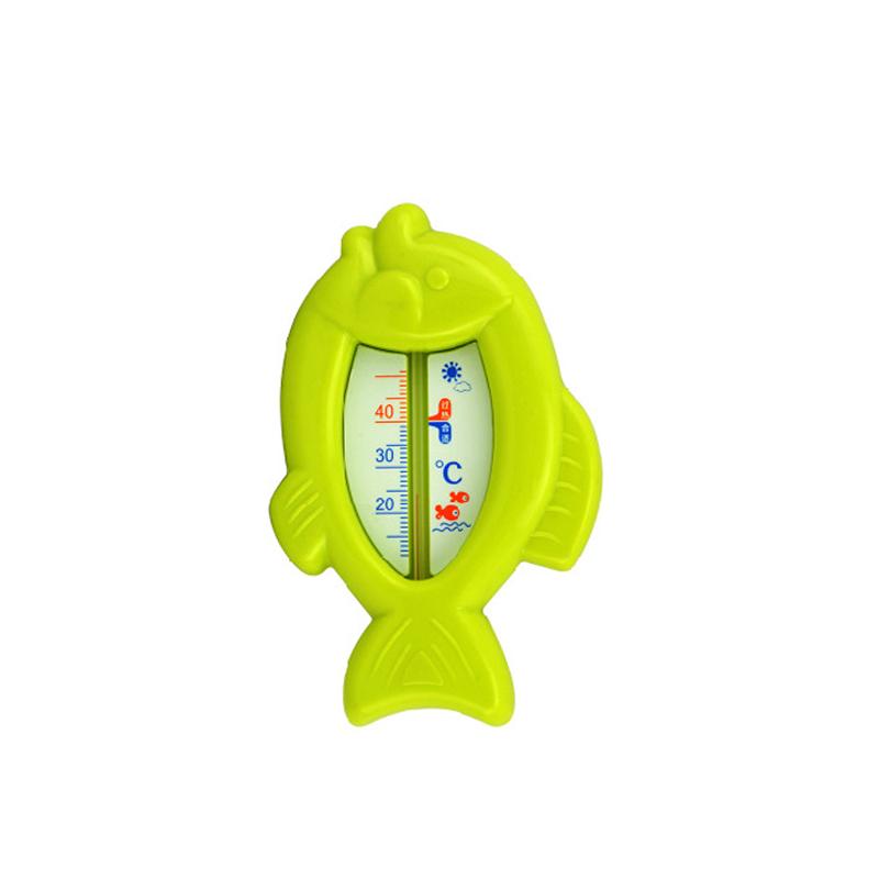 新生婴儿洗澡温度计室温两用两个装