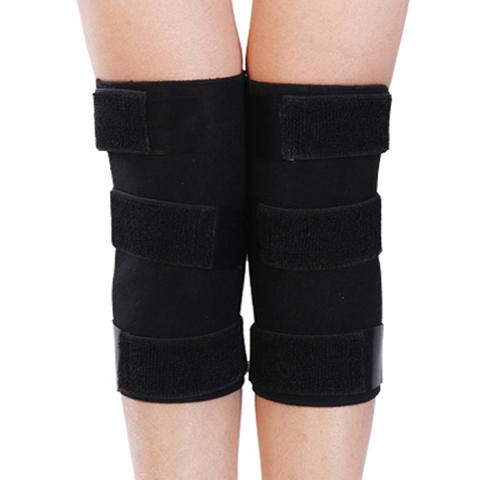 自发热磁疗护膝盖空调房保暖老寒腿女薄款夏季运动男篮球大码关节