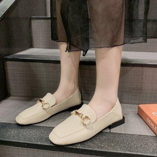 春秋新款ins韩版休闲鞋女