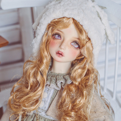 taobao agent US DOLL 1/4 BJD doll 4 points girl Clara Clara can be equipped with male body