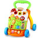 宝宝学步车手推车玩具婴儿童可调速防侧翻助步车6/7-18个月1岁