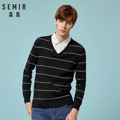 【森马】新款男士多款针织毛衣