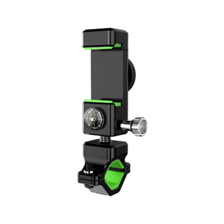 自行摩托电动车手机架导航拍摄支架
