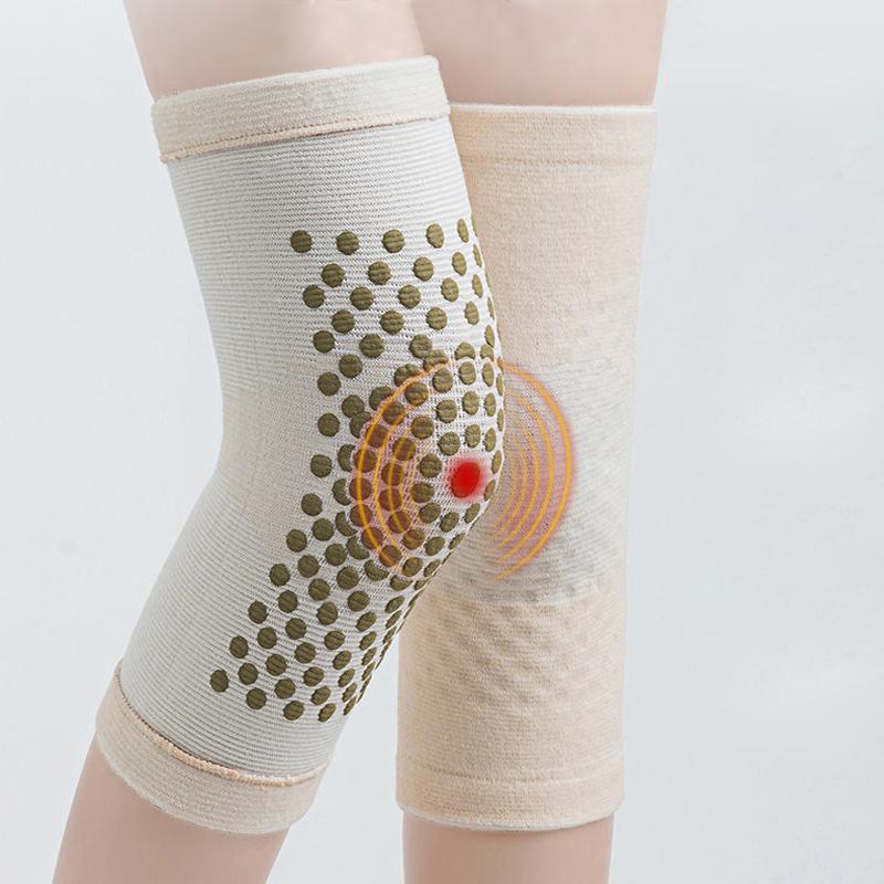 自发热保暖防风运动护膝