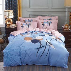 婚庆大红全棉磨毛四件套纯棉1.8m儿童床上用品秋冬被套1.5/2.0米