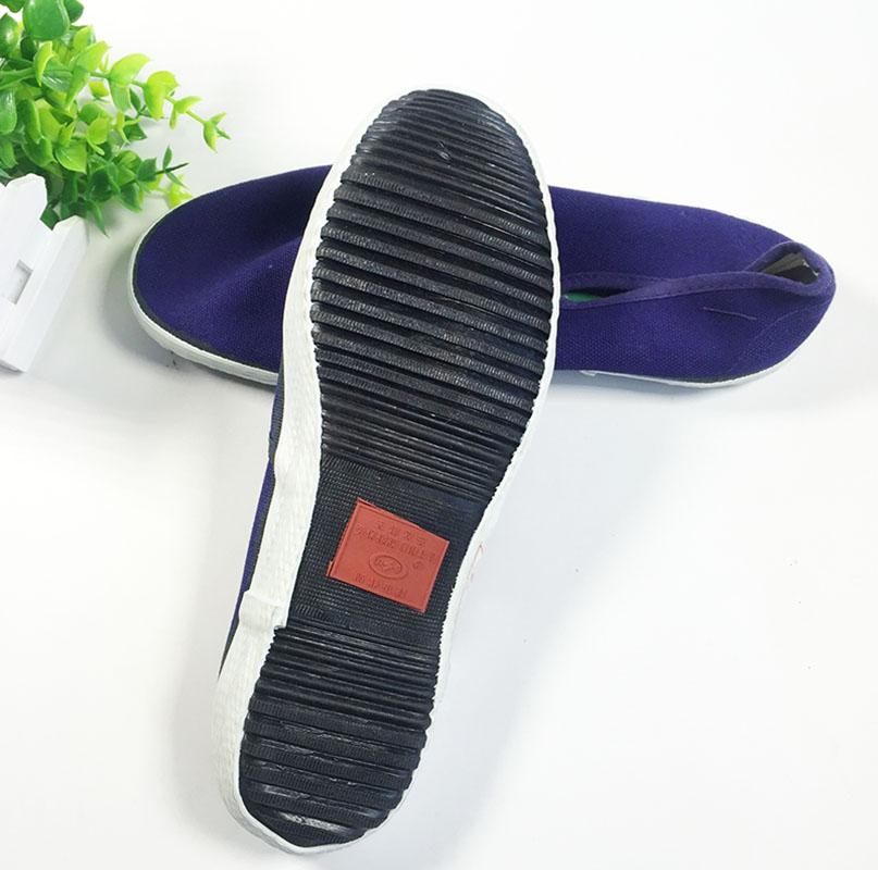 双安无尘防静电鞋防具防臭工业劳保作业防护鞋吸汗透气时尚帆布鞋