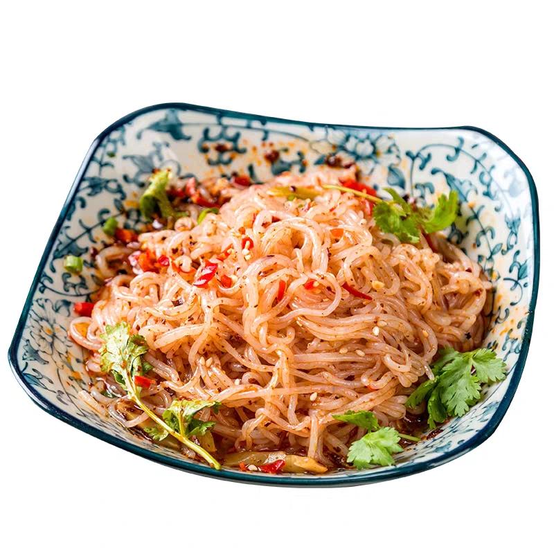 魔芋面粉丝结面条代餐免煮即食低卡低热零脂肪无淀粉方便速食饱腹