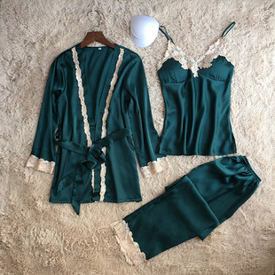 пижамы комплект кофты+штаны 睡衣套装