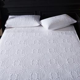 防水夹棉床笠1.8m床垫套婴儿隔尿床罩 防滑席梦思保护套乳胶垫套