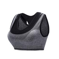 运动内衣女防震跑步聚拢健身房专业大胸小胸瑜伽收副乳美背文胸