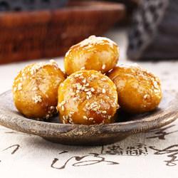 德辉红糖酥饼梅干菜肉金华网红零食小吃浙江特产美食黄山烧饼淘宝优惠券