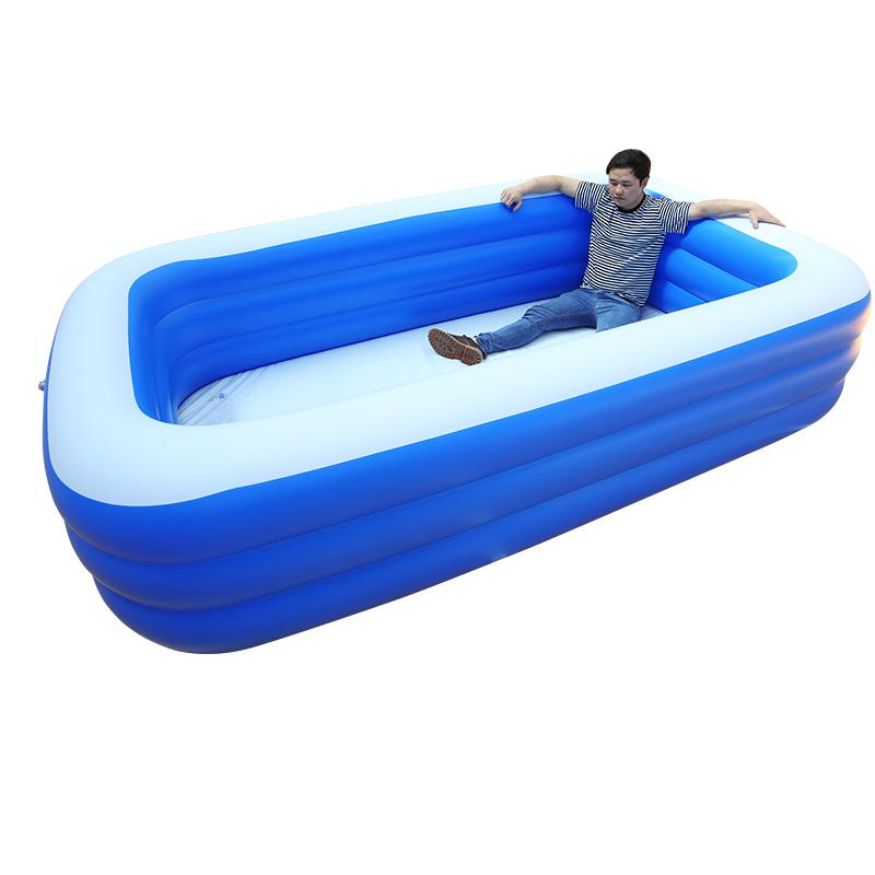 超大号儿童游泳池家用加厚宝宝充气水池-优惠券20元淘宝包邮