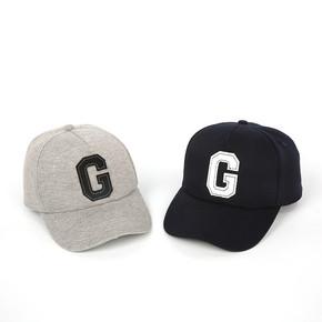 宝宝帽子鸭舌帽棒球帽2018