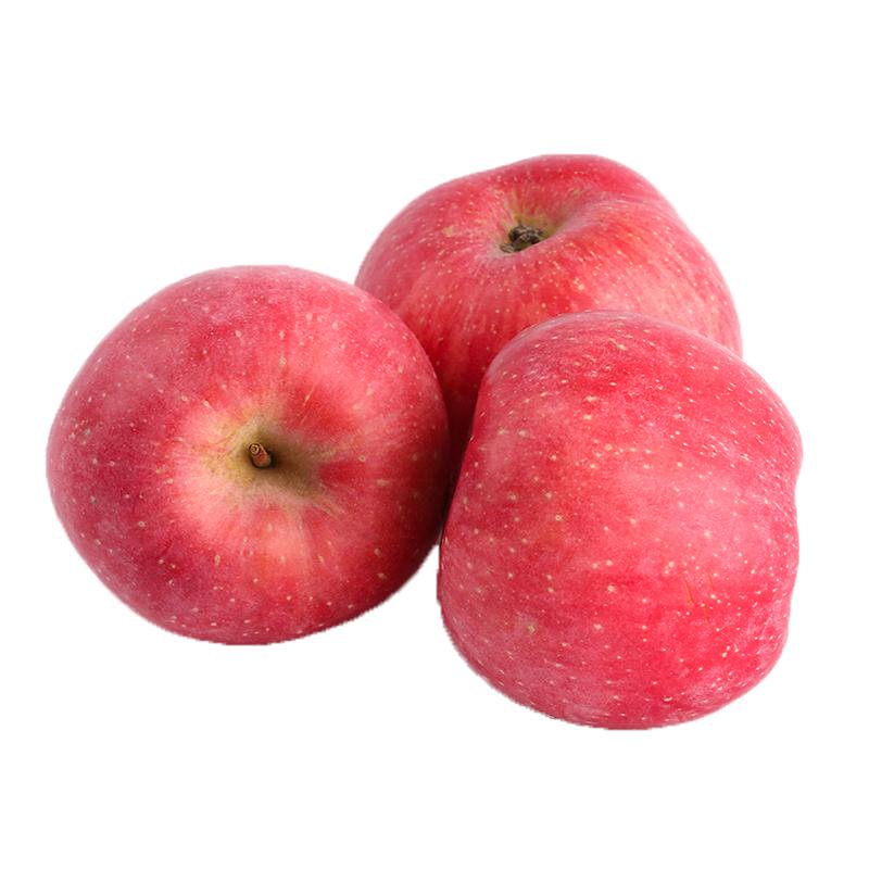 陕西嘎啦苹果水果10斤