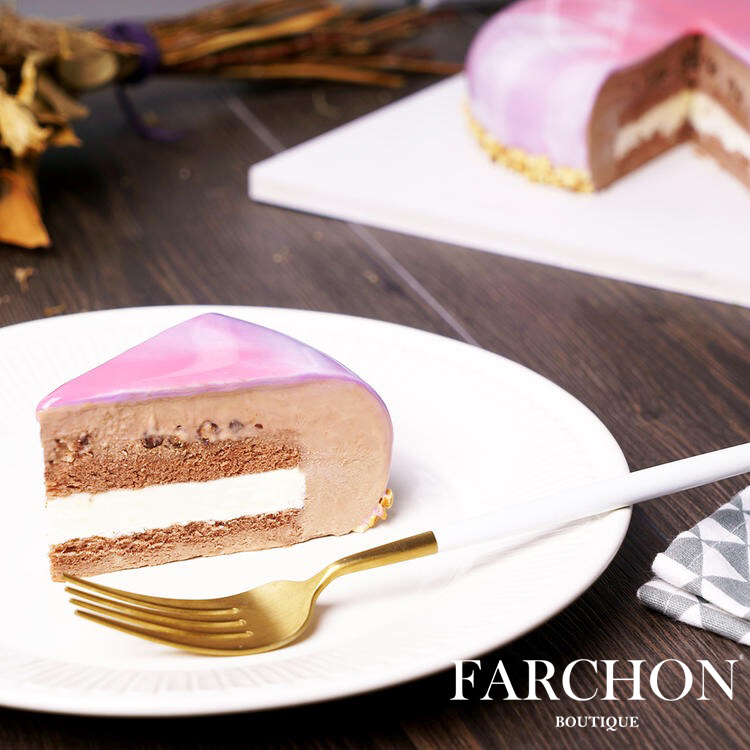菲颂Cake仙女星空生日蛋糕,送女友生日礼物