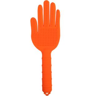 經絡拍養生拍打神器手掌拍沙板敲背錘經絡敲打家用按摩硅膠拍痧掌