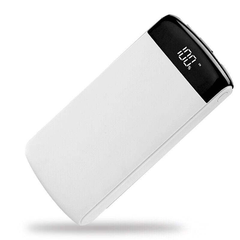 手機充電寶2萬毫安移動電源20000毫安液晶顯示屏快充大容量