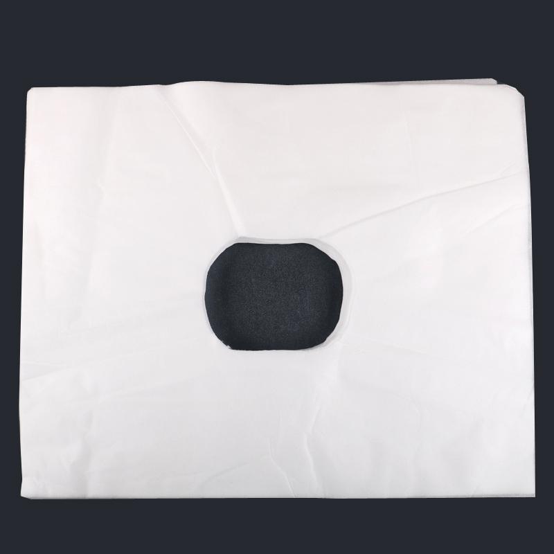 一次性洞巾美容院按摩床垫脸巾-优惠3元包邮