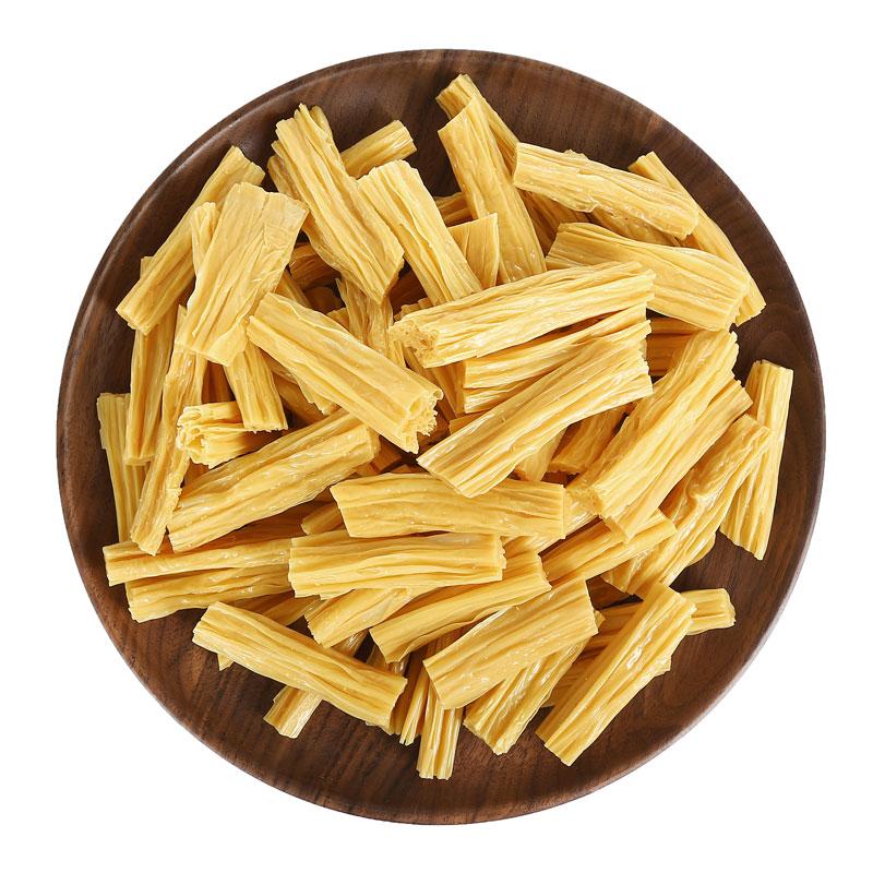 腐竹干货2斤纯正头层干豆制品豆腐皮豆油豆皮散装农家手工头层腐