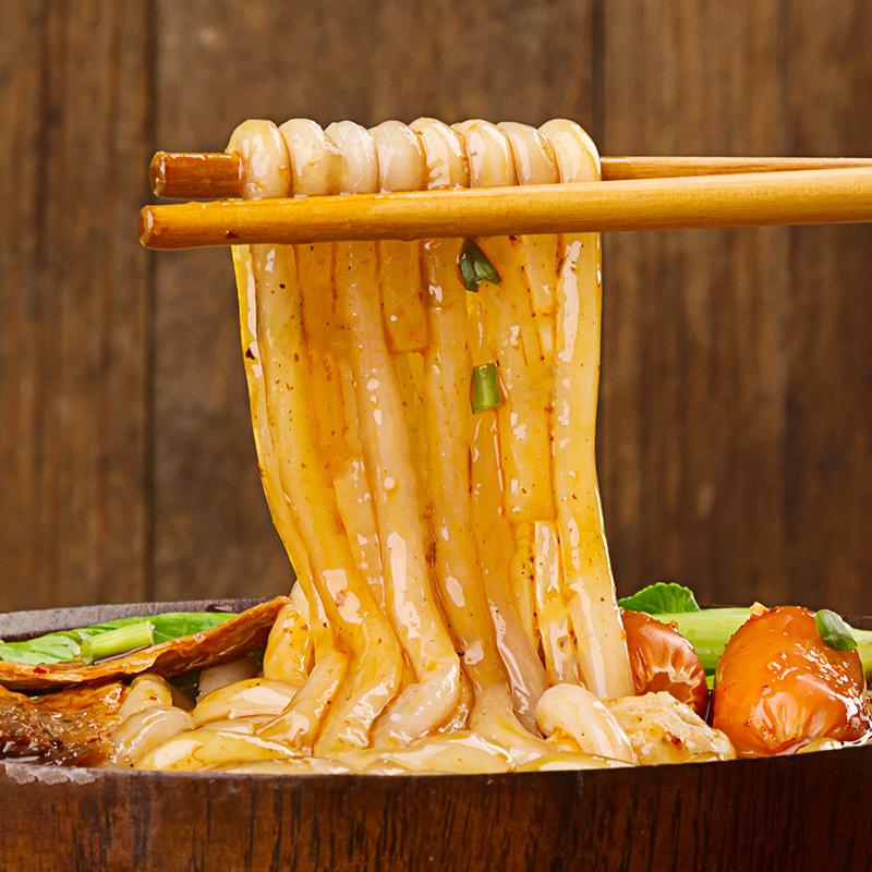 三份正宗东北土豆粉条带调料包砂锅过桥米线鲜螺蛳粉麻辣烫酸辣粉