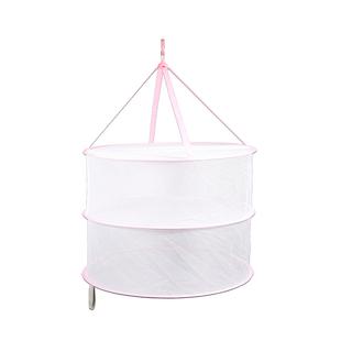 晒衣篮晾衣网防蝇笼平铺晾晒网篮